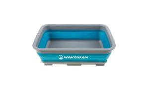 Wakeman 10L Collapsible Portable Camping Wash Basin