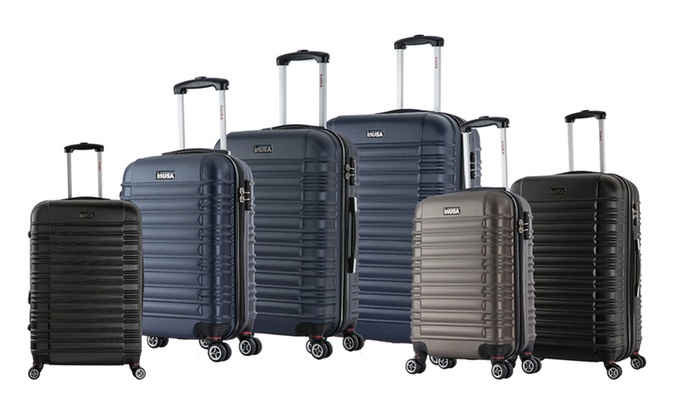Inusa New York Lightweight Spinner Luggage 20 Quot 24 Quot 28
