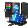 Insten Active Stand Case With Card Slot For Samsung Galaxy S4 - Black