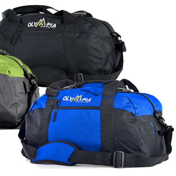 Olympia Usa Aspen Soft Sided Duffel Bags Multiple Sizes Available