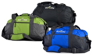 Olympia USA Aspen Soft-Sided Duffel Bags. Multiple Sizes Available.
