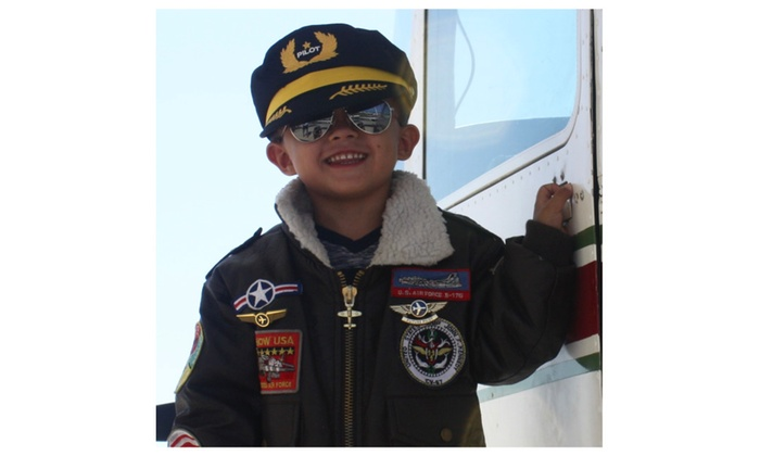 Kids Aviator Airplane Pilot Wings Plastic Pins Party Favor