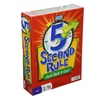 5 Second Rule Just Spit it Out! Trivia Multi-Player Board Game Party