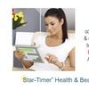 Star-Timer® Personal Health & Beauty Calendar - 3 months
