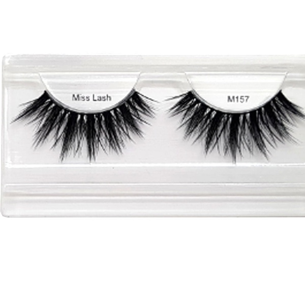 68d41e87eae Up To 67% Off on 4 PACKS Miss Lashes 3D Volume... | Groupon Goods