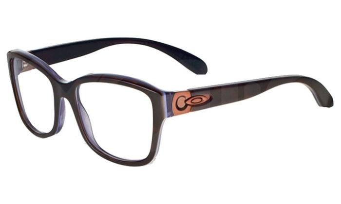 Oakley Junket 52 Womens Sunglasses Eyeglass Frames
