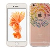 Insten TPU Water Color Imd Silicone Skin Gel Shell Case For iPhone 6 6