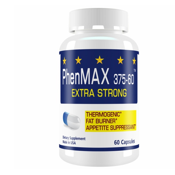 Phenmax Diet Pills Ultra Strong Fat Burner Weight Loss Pills