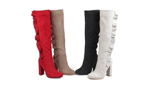 b6c6783f13b Journee Collection Womens Vivian Boot