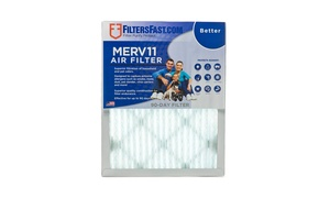 Allergen and Mold Capturing Home Air and Furnace Filter (6-Pack) MERV 11