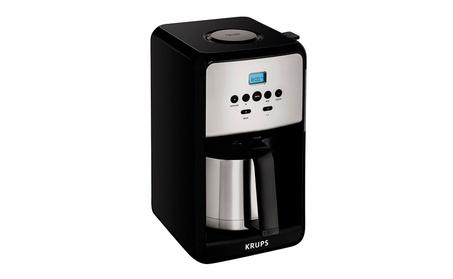 KRUPS ET351 SAVOY Programmable Filter Coffee Maker 1aa2e951-da2d-4751-9ed9-5e789404419f