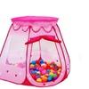Baby Kid Princess Play Tent Playhouse Ball Pit Pool Toddler Toys