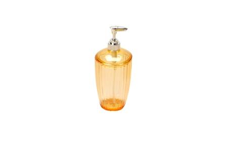 Carnation Home Fashions Rib-Textured Lotion Pump ac136f1f-0f68-4e27-913c-20a9914b9ad9