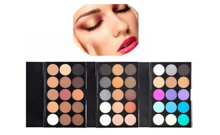 Eyeshadow Makeup Palette 15 Colors 82235238-88d4-4d63-9d0e-3df60e31db95