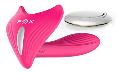 FOX Vibrator Rechargeable Adult Sex Toy Strapon Vibrating Dildo 18896667-e308-4b3c-b0b8-de2e3b4fe1c6