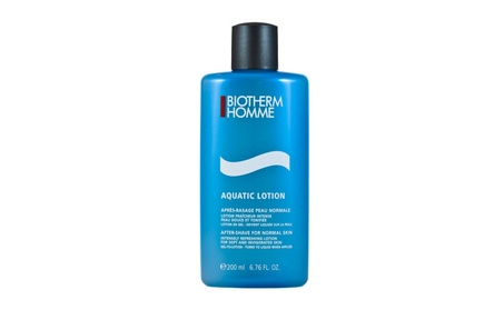 Biotherm Homme 6.7 OZ Aquatic After Shave Lotion 09e11084-1daa-4600-921f-f8ccdb16a164