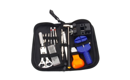 Watch Repair Tool Kit Case Opener Link Remover Spring Bar Tool & Case 9a7d2b15-d07c-4209-8543-d7964645a2c3