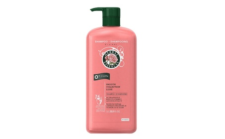 Herbal Essences Smooth Collection Shampoo, 33.8 FL OZ