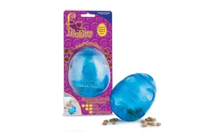 PetSafe FUNKitty Eggcersizer Interactive Toy and Food Dispenser 9178a908-64d5-4675-a17b-c584d44007cf