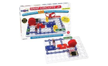 Snap Circuits Jr. SC-100 Electronics Discovery Kit 0be6a7f9-a28a-4db0-a1d7-07c25173bdb1