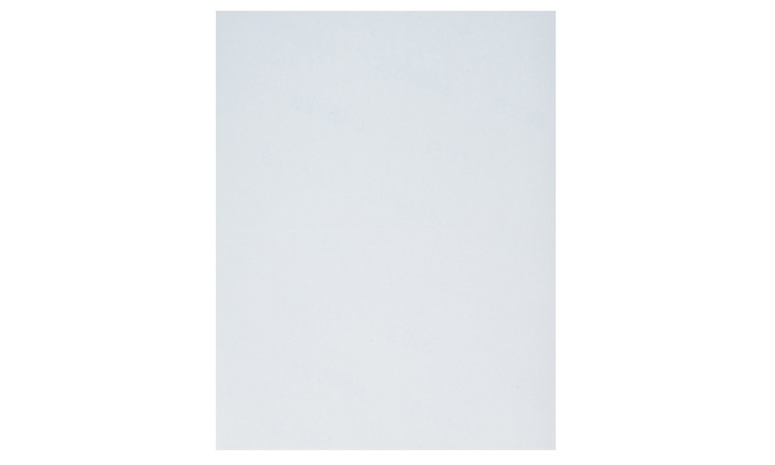 200 shipping labels white blank half page self adhesive groupon