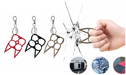 Animal Cat Shaped Outdoor Self Defense Keychain Was: $19.99 Now: $4.99.