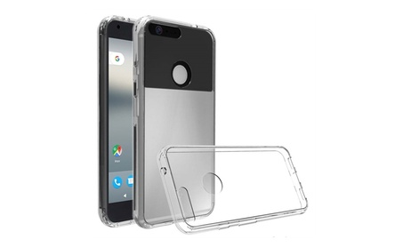 KuKu Mobile Acrylic Case for Google Pixel XL (Clear) c64dbb81-bf86-4958-a0a6-d8a133bd65e1