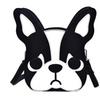 Cute Cartoon pattern Dog Shoulder Bags for Women