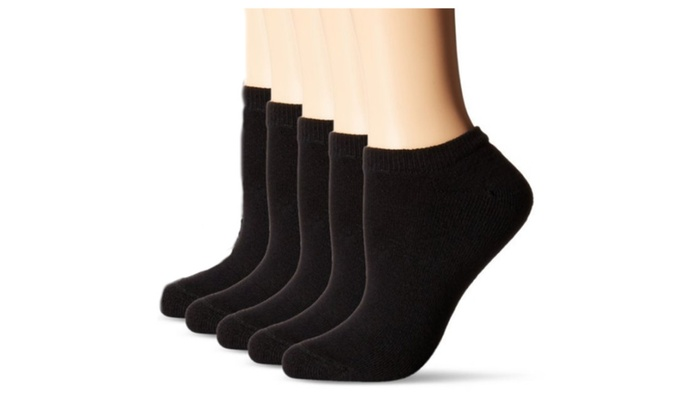 Women's Comfort Cotton Basic Ankle Athletic or Casual Ankle Socks