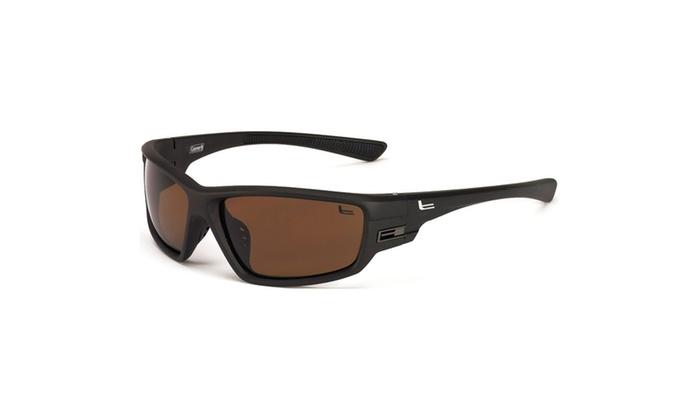 Coleman Intruder-Dark Brown w/Black Rubber Tips/Brown Lens