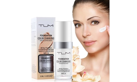 New Pro Classic TLM Colour Changing Foundation Magic Flawless Concealer Makeup