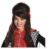 Disney Teen Beach Movie Mckenzie Child Wig Brunette Long Hair Kids