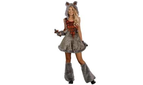 Werewolf Teen Girl Costume eb58eaf3-f7e8-453a-a465-ed5d4e4f8d07