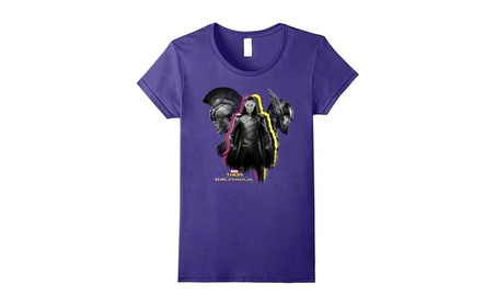 Marvel Thor Ragnarok Loki Hulk Pop A Truce T-Shirt dfc97597-8026-4c72-9efd-68e8992d97dc
