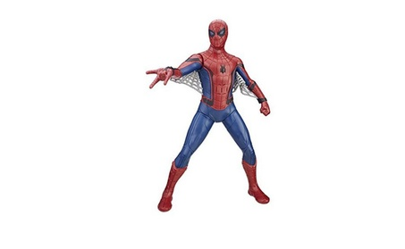 Spider-Man: Homecoming Tech Suit Spider-Man 617454d3-6a46-4e7d-b610-b6829bc4ffdf