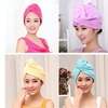 2-Pack Microfiber Ultra Absorbent Hair Towel
