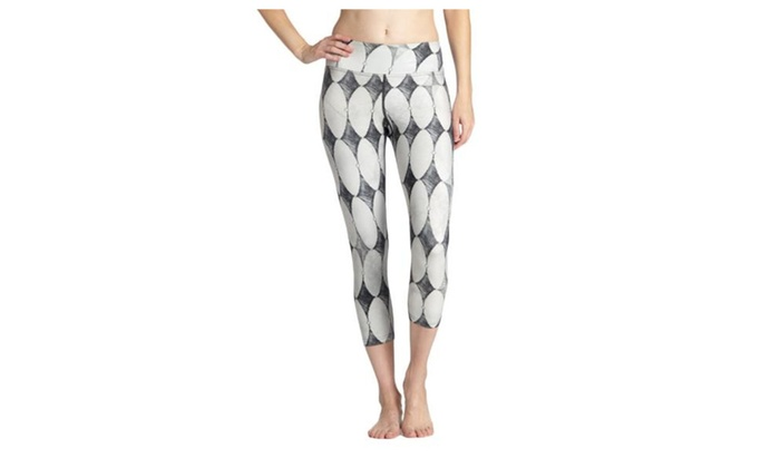Women's ladies Capri Casual Graphic Fitness Clothing Pants
