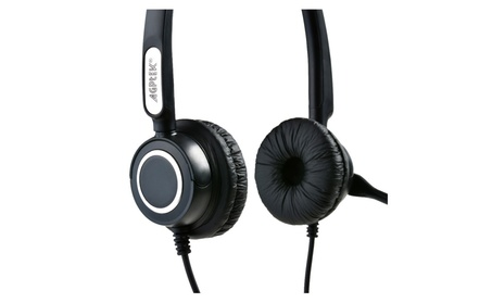 AGPtek Hands-free 2.5mm Binaural Telephone Headset w/ Noise 4ba5a771-5c09-495f-aabc-869db46d8c73