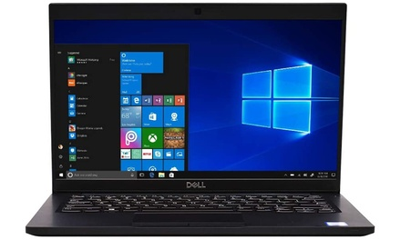 Dell Latitude 7390 Touch Laptop 13.3in Touchscreen, Win10 Pro (Scratch And Dent)