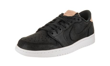 e8aabab554df Nike Men s Air Jordan 1 Retro Low OG Prem Basketball Shoe (Goods Men s  Fashion Shoes