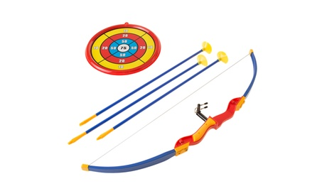Kids' Safe Toy Archery Game Set (5-Piece) 8e6ded59-77e3-4014-a6f5-ad5d76a2965d