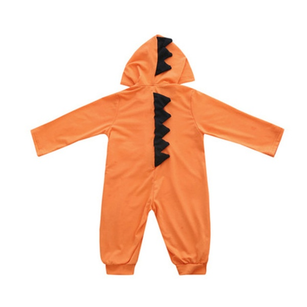 ca7fe3d5d Adorable hooded dinosaur baby onesie. Great baby shower gift idea | Groupon