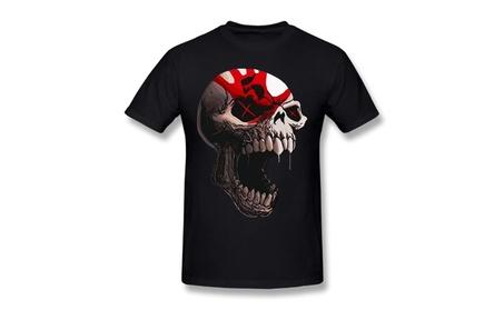 Huimin Mens Five Finger Death Punch Tee Black a966e61c-2eb7-4b05-8a72-cc8b7bc91a15