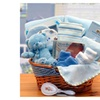 Gift Basket Drop Shipping Simply The Baby Basics New Baby Blue