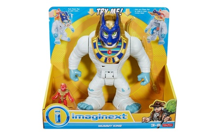 Fisher Price Imaginext® Mummy King DRT57 afbf18d3-1b7d-4b19-93fc-41f247daeeb2