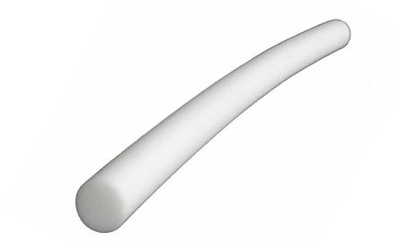 Workoutz Heavy Duty 3x60 Inch Solid Pool Noodle (White) 351dc107-0fc9-4fe1-b1f2-6086c781b105