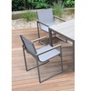 Bistro Outdoor Patio Dining Chair  - Set of 2