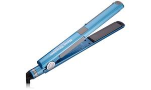 """BabylissPRO Nano Titanium-Plated 1"""" U-Styler Flat Iron"""