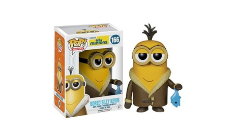 POP Minions Bored Silly Kevin Vinyl Action Figure Toy 5be5ce7a-f58b-4cdd-82b3-211019c18c09