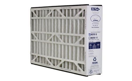 "Trion Air Bear 255649-105 - Pleated Furnace Air Filter 16""x25""x5"" MERV fd8fdfb4-5532-40f7-84f2-19213d16a54b"